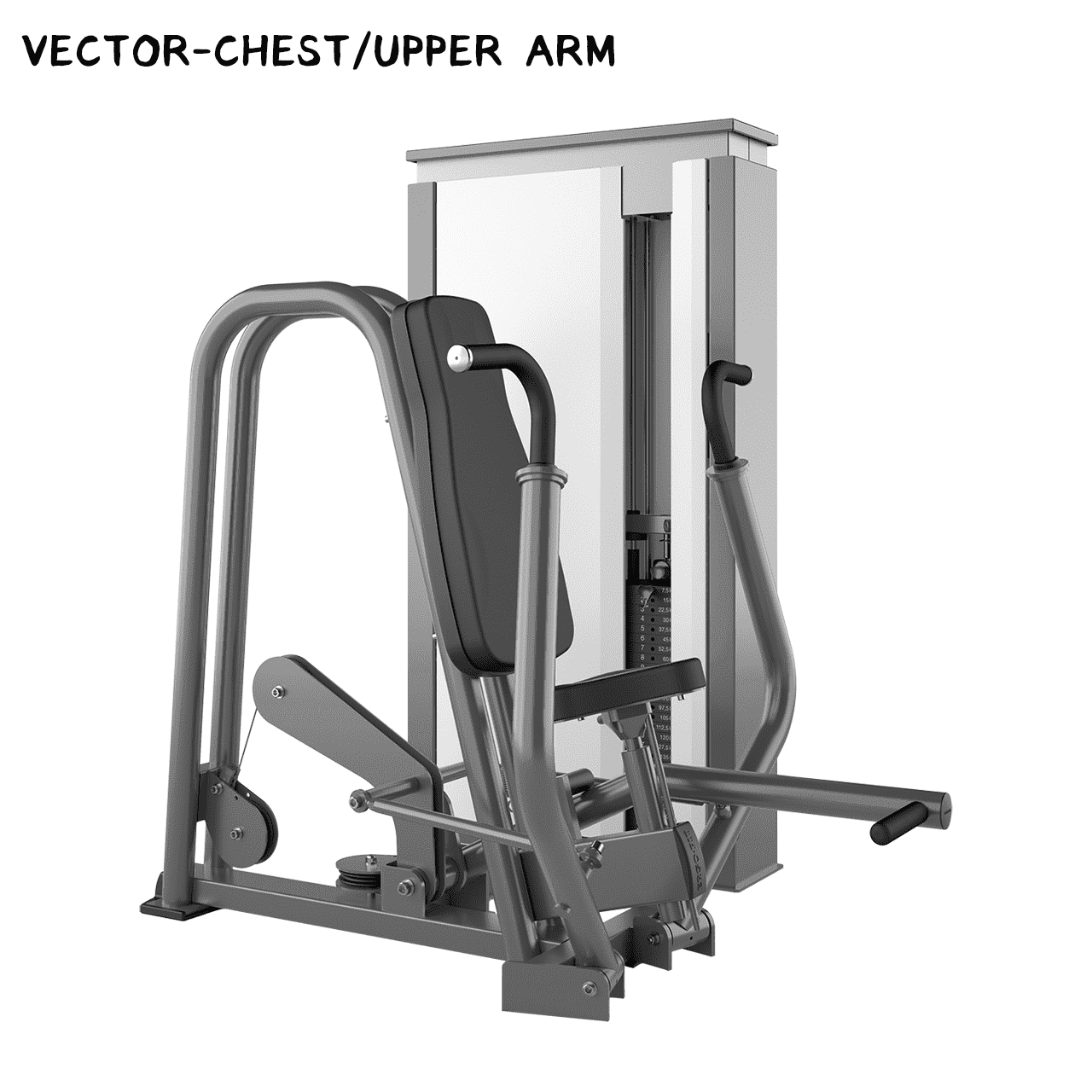 ERGOFIT-Chest Press 坐姿胸推機