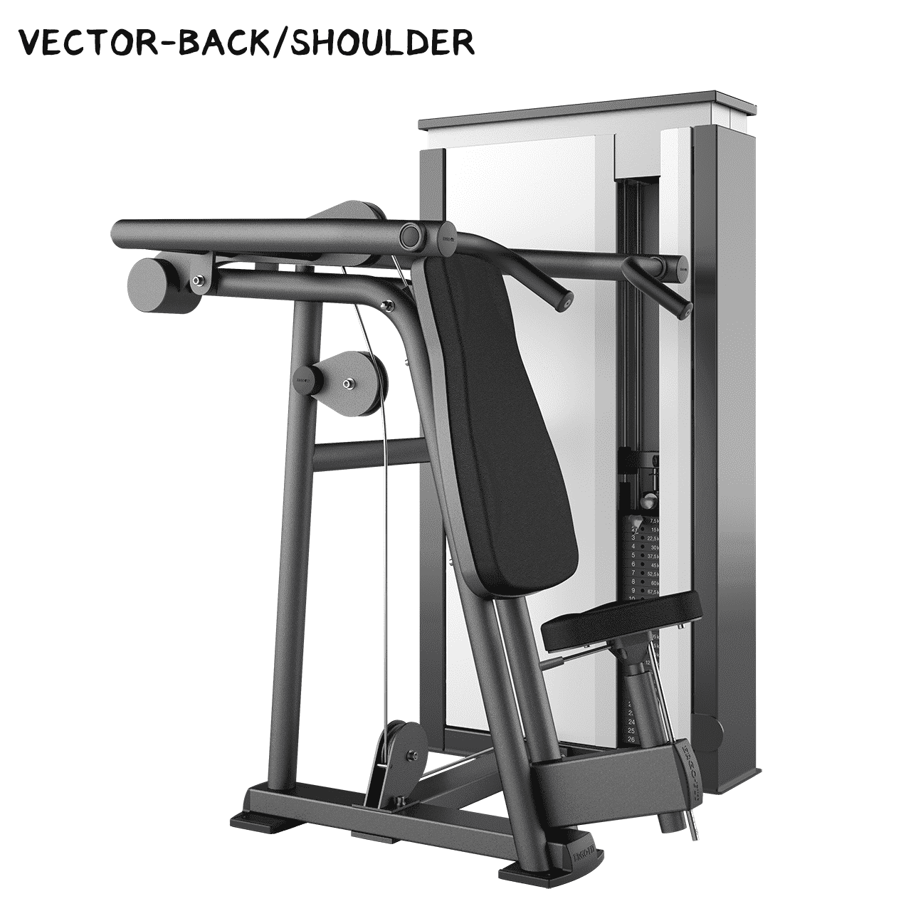 ERGOFIT-Shoulder Press 坐姿肩推機