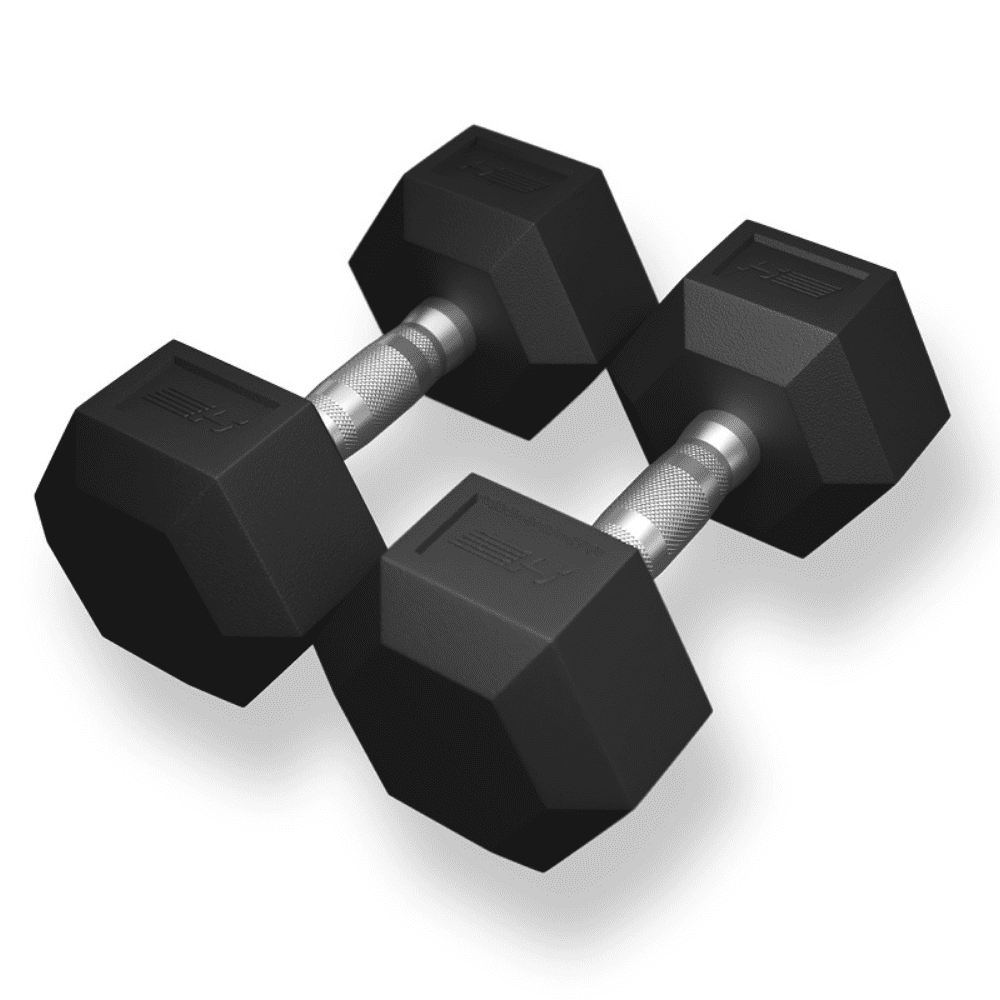 HOLD STRONG ELITE系列 HEX DUMBBELL 六角啞鈴