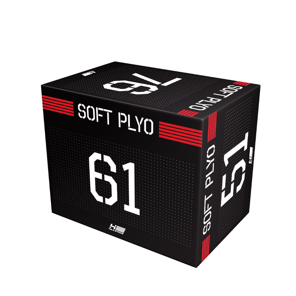 HOLD STRONG 3in1 Soft Plyo Box 訓練跳箱