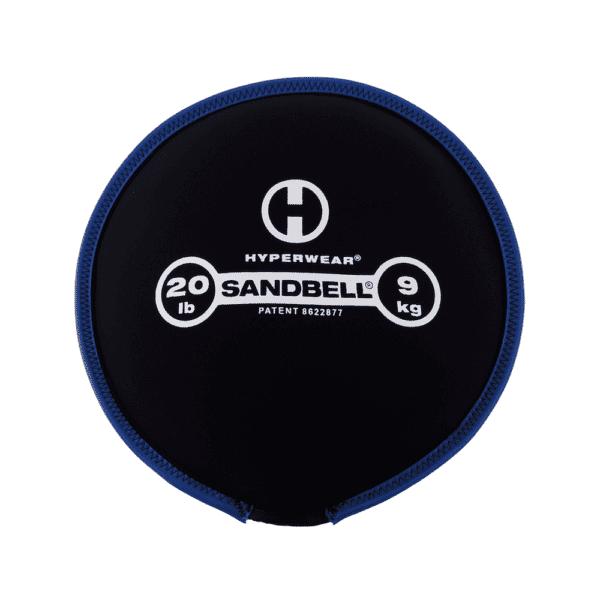 Hyperwear Sandbell 沙袋啞鈴片(未填充重量)