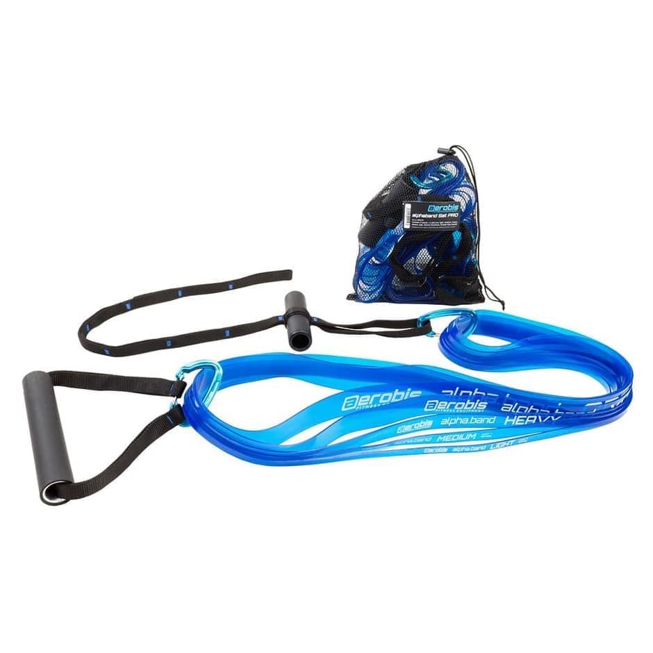 aerobis alphaband Trainer 重量彈力訓練帶 | 彈力產品健身器材推薦 | Fitness Nook健諾克專業訓練器材館 | 專業推薦規劃