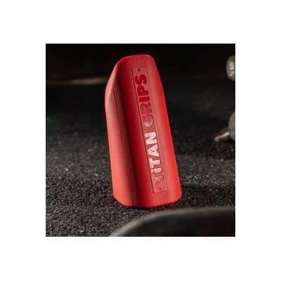 Titan Grips 護腕發力握套 - 升級二代 | 槓鈴健身器材推薦 | Fitness Nook健諾克專業訓練器材館 | 專業推薦規劃