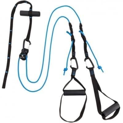 aerobis aeroSling ELITE 動態滑輪懸吊訓練器(進階版) | 懸吊健身器材推薦 | Fitness Nook健諾克專業訓練器材館 | 專業推薦規劃