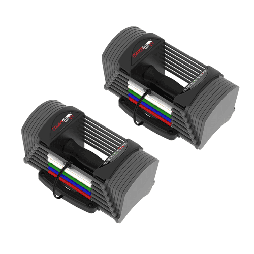 PowerBlock Pro 系列 可調式啞鈴 | 啞鈴健身器材推薦 | Fitness Nook健諾克專業訓練器材館 | 專業推薦規劃